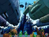 Port Kosmiczny na Kuranie