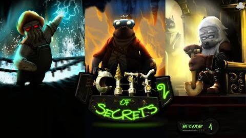 City Of Secrets 2 Episode 1 FULL GAME subtitles