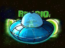 Ufokura w ufo