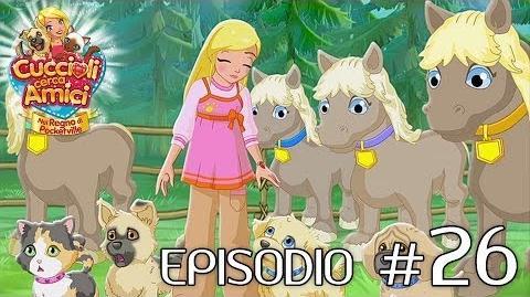 Cuccioli Cerca Amici - Ep 26 Una brutta caduta (parte 2)