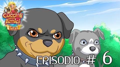 Cuccioli Cerca Amici - Ep 6 Una grande responsabilita' (parte 2)