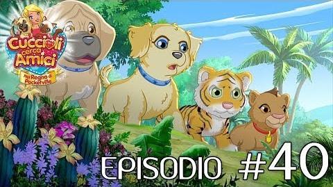 Cuccioli Cerca Amici - Ep 40 Le buone maniere (parte 2)