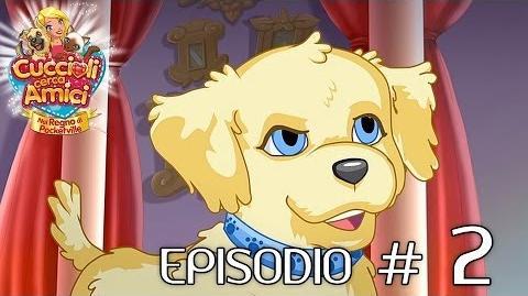 Cuccioli Cerca Amici - Ep 2 L'ospite inaspettato