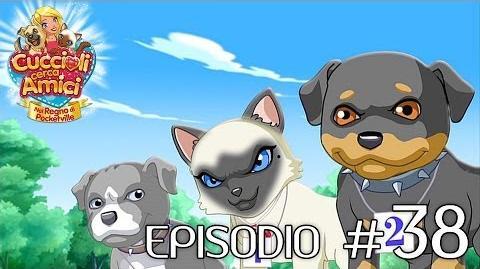 Cuccioli Cerca Amici - Ep 38 Il tesoro dell'amicizia (parte 2)