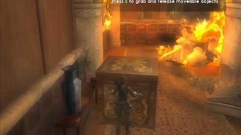 Tomb Raider Underworld Walkthrough 01
