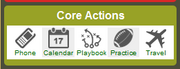 Core Actions
