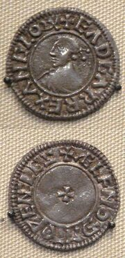 Edgard king of England 959 975