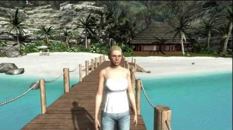 Playstation Home Personal Space Tour - Tropical Escape