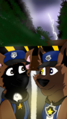 Sabra and Viki in Ultimate Police Rescue style