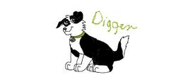 Psi patrol digger