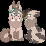 Zelda&Creya