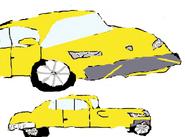 Victoria's car