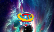 Space pups logo