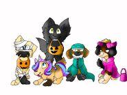 Halloween fanart