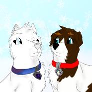 Ramo and Astro christmas gift