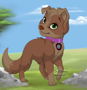 Hope in Puppy creator