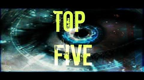 TOP FIVE REAL TELEKINETIC'S ON YOUTUBE! (Trebor Seven, Mark Mauvais, Michael Grubb)