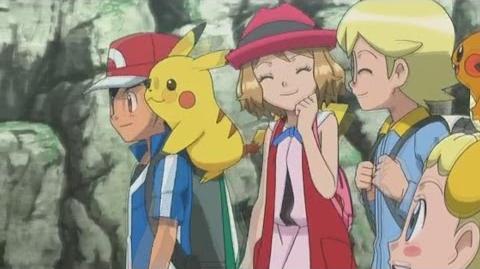 Pokemon XY&Z Episode 01 RAW