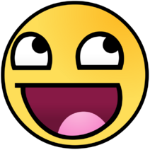 Happy Awesome Face