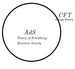 AdS CFT intuitive