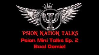 Psion Nation Psion Mini Talks 1.5 Ep. 2