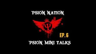Psion Mini Talks Season 1.5 Episode 6 - Supernatrual