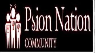Psionic Nation Psion Talks - Episode 1 (Pilot)