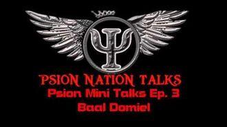 Psion Mini Talks Season 1.5 Episode 3 - Sickness