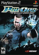 Play Station 2 Psi-Ops