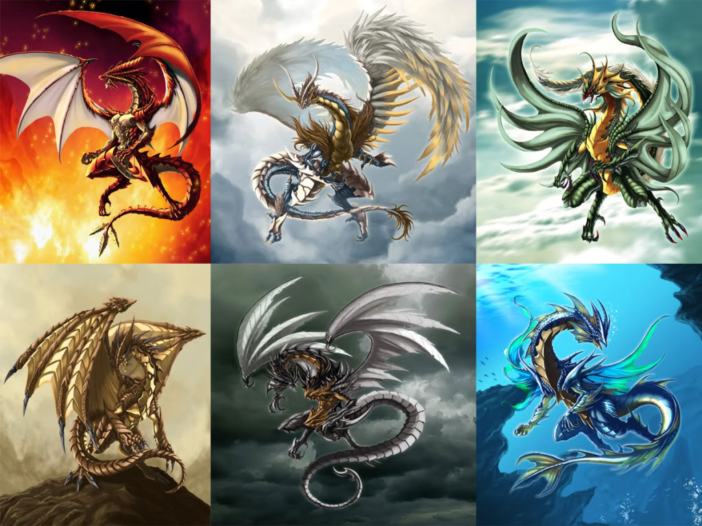 Dragons | PsiUnion Wiki | FANDOM powered by Wikia