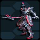 Imperial Demonic Assault Warrior