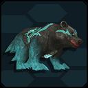 Mint Bear