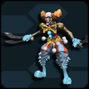Juggler Pierrot