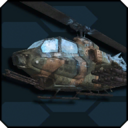 Snake Helicopter