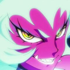 Scanty during transformation.