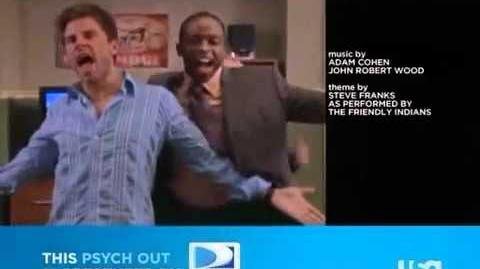 Psych Out-From The Earth To The Starbucks (S01E10)