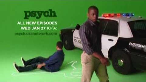 John Cena is coming to Psych!