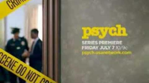 Psych - 'Assistant' Promo