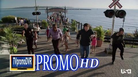"Psych Promo "" The Musical"" Season 8 promo HD"
