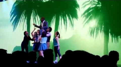 "Psych The Musical ""Santa Barbara Sky"" - The Psych Cast"
