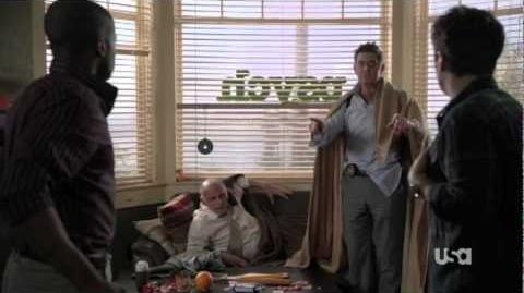 Psych Season 6 - Last Night Gus, Clip 1