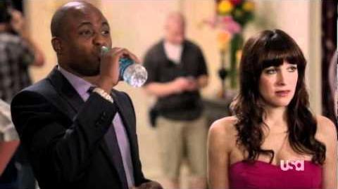 Psych New Episodes - Shawn and the Real Girl, Clip 2
