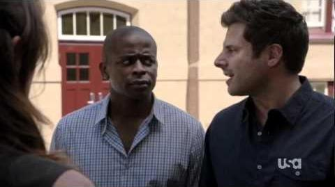 Psych New Episodes - Indiana Shawn and the Temple of the Kinda Crappy Rusty Old Dagger, Clip 3