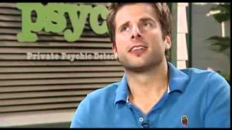 Psych - James Roday & Steve Franks about American Duos