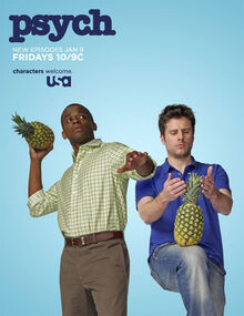 Psych S3Poster