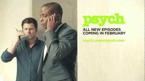 Psych New Episodes - February 2012