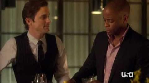 Psych & White Collar - 'This Is My Wallet' Promo