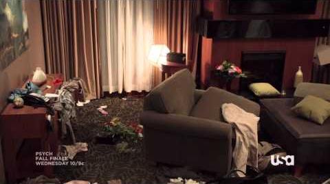 Psych Season Finale - Neal Simon's Lover's Retreat