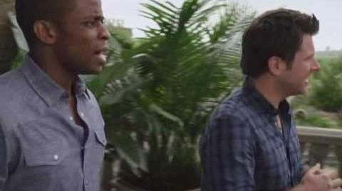 """Scene 2 from Psych - """"Not Even Close.."""