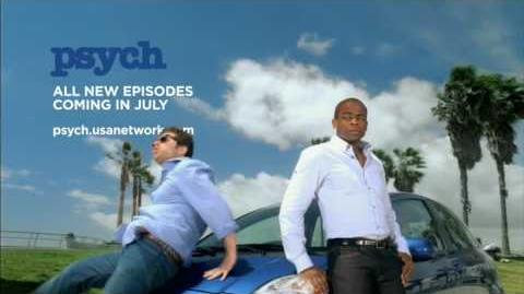 Psych on USA Network - Season 5 Premieres 7 14!